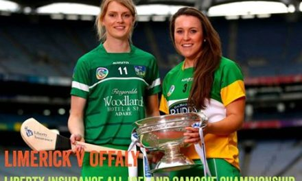 Listen: John Tuohy talks Limerick V Offaly in All-Ireland Camogie Championship