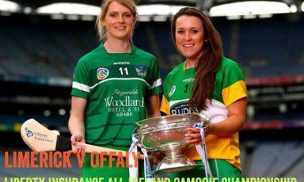 Listen: John Tuohy talks Limerick V Offaly in All-Ireland Camogie Championship