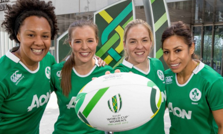 Irish Women's World Cup pool games sold out
