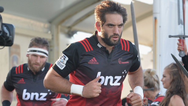 Crusaders pick nine All Blacks in squad to face British and Irish Lions