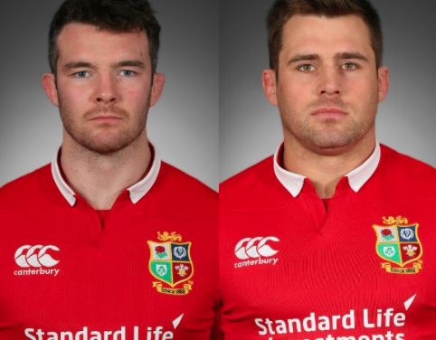 Heaslip fears for Munster back row duo on Lions Tour