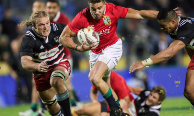 Uneasy start for Lions as Sexton does little to impress in poor opener