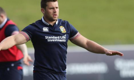 Stander to start for Lions against Hurricanes