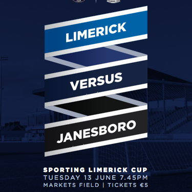 Sporting Limerick Charity Cup sees Limerick FC and Janesboro do battle