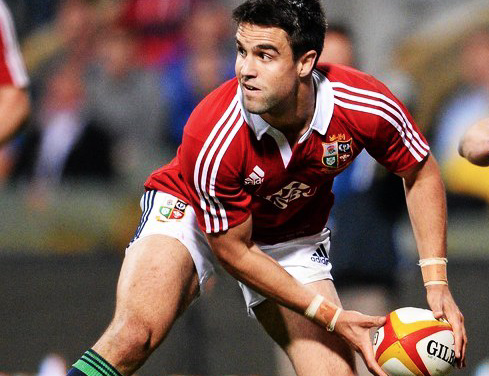 WATCH: Murray and O'Mahony to start for Lions against Crusaders