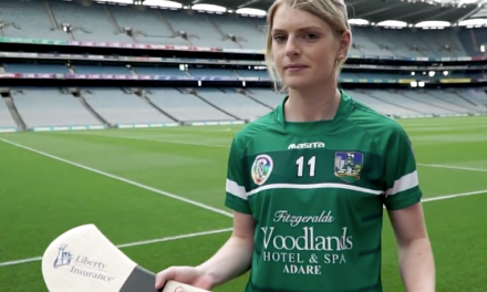 WATCH: Limerick's Niamh Mulcahy talks about her 2017 Championship hopes