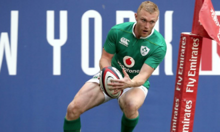 Keith Earls gives reminder of his quality as Ireland ease past USA