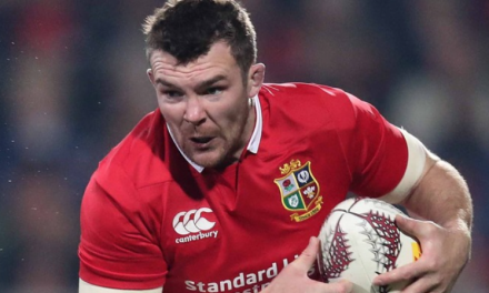 O'Mahony to Captain Lions while Murray also handed start against Maoris