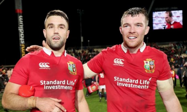 Three things the Lions need to do to win the First Test