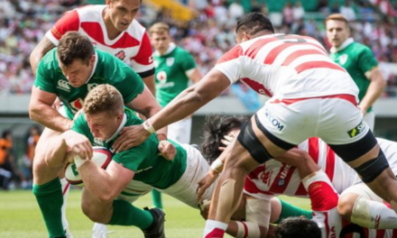 Earls to the fore again as Ireland beat Japan 50-22