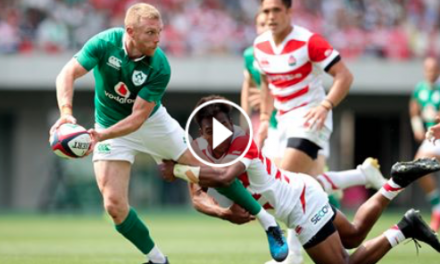 WATCH: Highlights of Ireland's 50-22 win over Japan