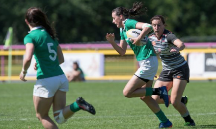 Watch: Irish Rugby 7's women finish third in Malemort
