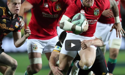 WATCH: Match highlights of Lions win over Chiefs