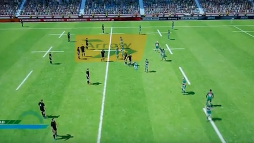 Oh no! Rugby 18 demo looks absolutely awful