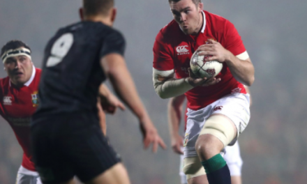 Munster Hero has high praise for Lions Captain Peter O'Mahony