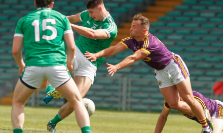 Lacklustre Limerick bow out of Football Championship