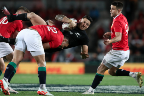 Lions still way off required standard to beat All Blacks