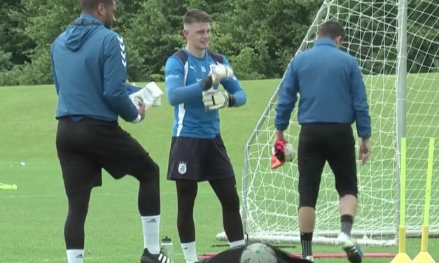Watch: Limerick prepare for Drogheda clash in UL