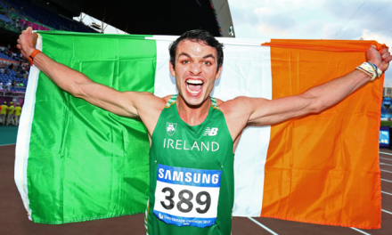 Big Blow for Ireland as Thomas Barr out of World Championships due to ilness