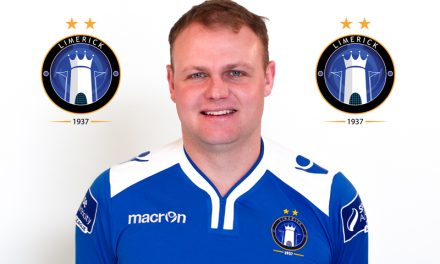 Robbie Williams leaves Limerick FC with immediate effect