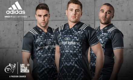 Munster rugby alternate kit revealed
