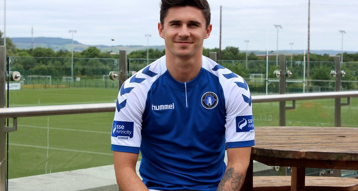 Breaking – Limerick FC announce new signing Henry Cameron