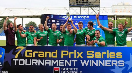 Ireland Sevens claim Grand Prix title in Clermont securing Hong Kong Qualifier Place
