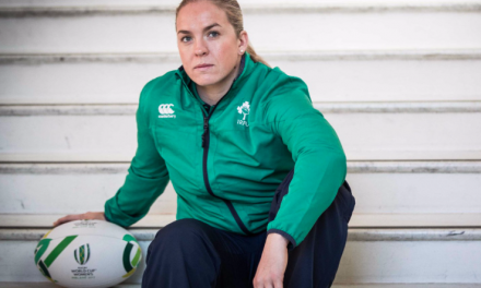 "Niamh Briggs ""devastated and heartbroken"" at missing World Cup"