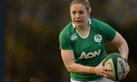 Niamh Briggs ruled out of Rugby World Cup