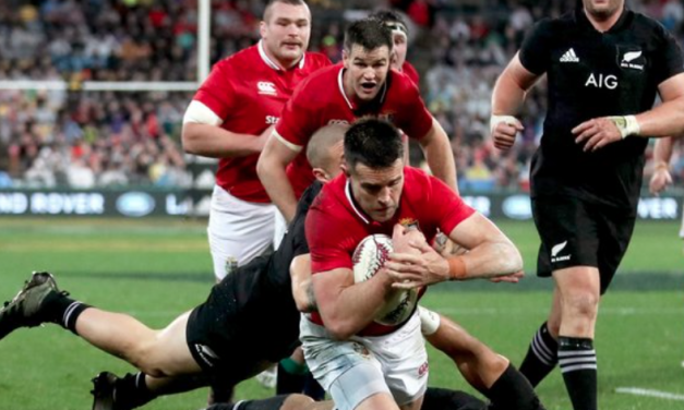 Limerick man Conor Murray looking to make more history against the All Blacks