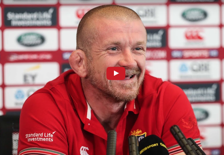 "WATCH: ""There's more in our game"" Rowntree and Farrell react to huge win in Wellington"