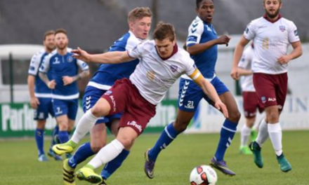Limerick FC travel to Galway looking to build on last week's win