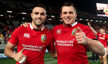 """Conor Murray says Lions gained """"respect"""" following shared series"""