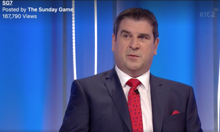 RTÉ Panelist Michael Duignan was hugely critical of Sky's GAA deal