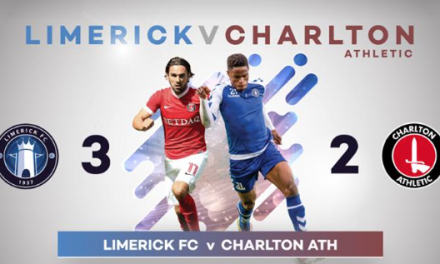 Limerick produce superb fightback to defeat Charlton