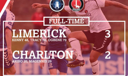 WATCH: All the goals from Limerick FC's 3-2 win over Charlton Athletic