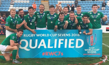 Shannon's Greg O'Shea amongst try scorers as Ireland book 7s World Cup place