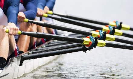 Great success for St Michael's Rowing Club at Masters Regatta