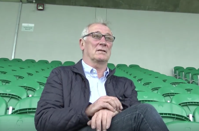 WATCH: Limerick FC legend Des Kennedy talks about the camaraderie among players when he played