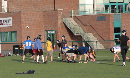Watch – UL Vikings gear up for semi final showdown with the Knights