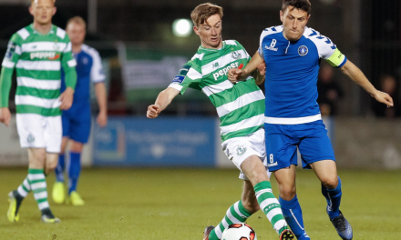 Limerick FC welcome Shamrock Rovers in a crucial game in the Airtricity League Premier Division