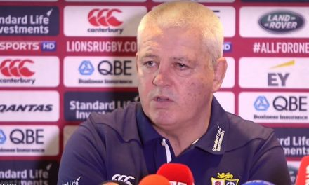 WATCH – Gatland and Warburton look ahead to deciding test with New Zealand