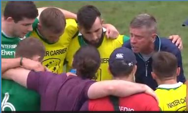 WATCH – Ireland's Clermont Sevens Final win over Russia