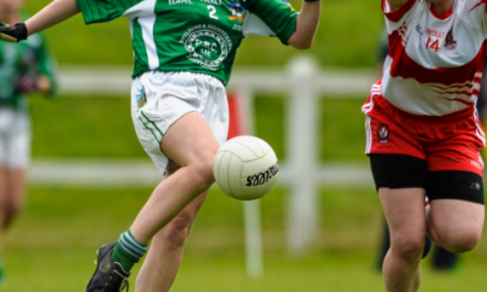 LISTEN: Limerick ladies aiming for semi-final spot when they welcome Derry