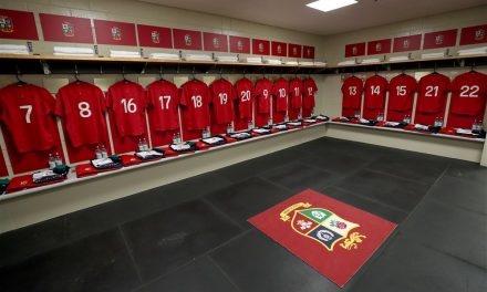 WATCH: Behind the scenes before the Lions Third Test