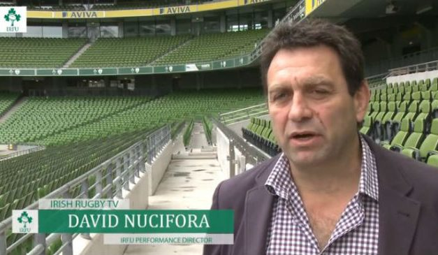 WATCH: David Nucifora on the recent investment in Irish Women's Rugby