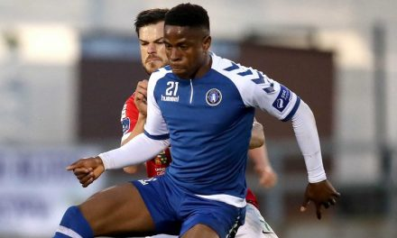 Chiedozie Ogbene continues to be linked with top English clubs