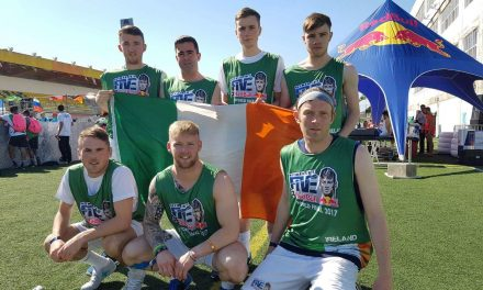 Limerick side narrowly miss out on Neymar Jr Fives last 32