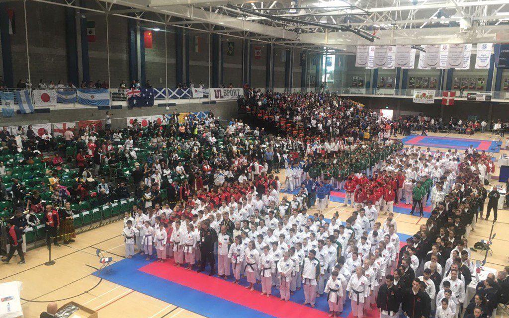 JKA World Championships begin at UL