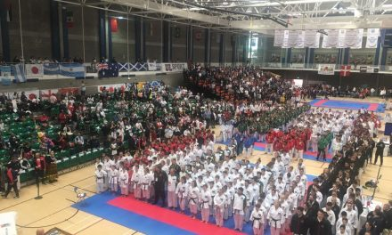 JKA World Championships begin at UL